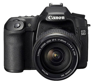 CANON EOS 50D + объектив EF 17-85 IS