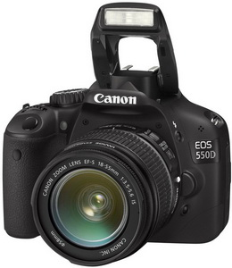 Canon EOS 550D 18-55 IS KIT