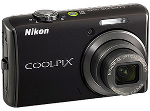 NIKON COOLPIX S620 calm black